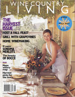 Wine Country Living Magazine