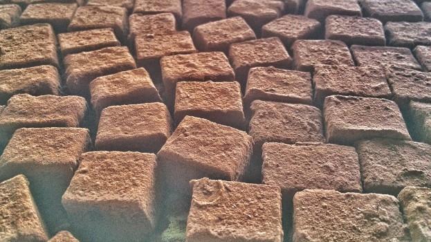 BLC Dark Chocolate Truffles