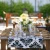 Al Fresco Dinner Table